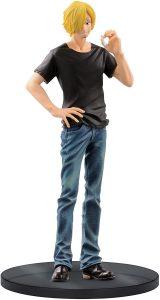 Figura de Sanji de One Piece de Banpresto 4 - Muñecos de Sanji - Figuras coleccionables del anime de One Piece