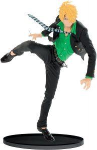 Figura de Sanji de One Piece de Banpresto 8 - Muñecos de Sanji - Figuras coleccionables del anime de One Piece