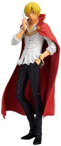 Figura de Sanji de One Piece de Banpresto 9 - Muñecos de Sanji - Figuras coleccionables del anime de One Piece
