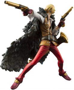 Figura de Sanji de One Piece de Toy Zany - Muñecos de Sanji - Figuras coleccionables del anime de One Piece