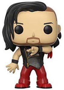 Figura de Shinsuke Nakamura de FUNKO POP - Muñecos de Shinsuke Nakamura - Figuras coleccionables de luchadores de WWE