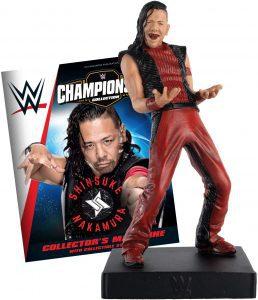 Figura de Shinsuke Nakamura de Hero Collector - Muñecos de Shinsuke Nakamura - Figuras coleccionables de luchadores de WWE