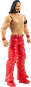 Figura de Shinsuke Nakamura de Mattel 3 - Muñecos de Shinsuke Nakamura - Figuras coleccionables de luchadores de WWE