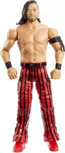 Figura de Shinsuke Nakamura de Mattel 4 - Muñecos de Shinsuke Nakamura - Figuras coleccionables de luchadores de WWE