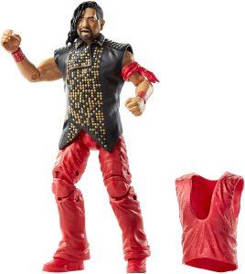 Figura de Shinsuke Nakamura de Mattel - Muñecos de Shinsuke Nakamura - Figuras coleccionables de luchadores de WWE