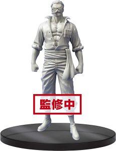 Figura de Smoker de One Piece de Banpresto 3 - Muñecos de Smoker - Figuras coleccionables del anime de One Piece