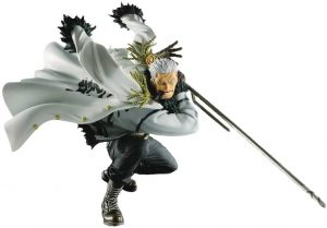 Figura de Smoker de One Piece de Banpresto 6 - Muñecos de Smoker - Figuras coleccionables del anime de One Piece