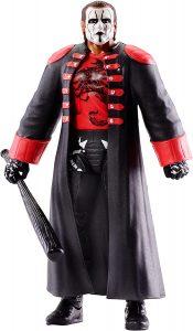 Figura de Sting de Mattel - Muñecos de Sting - Figuras coleccionables de luchadores de WWE