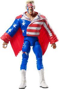 Figura de Sting de Mattel clásico - Muñecos de Sting - Figuras coleccionables de luchadores de WWE