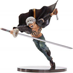 Figura de Trafalgar Law de One Piece de Banpresto 3 - Muñecos de Trafalgar Law - Figuras coleccionables del anime de One Piece