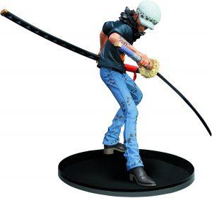 Figura de Trafalgar Law de One Piece de Banpresto 7 - Muñecos de Trafalgar Law - Figuras coleccionables del anime de One Piece