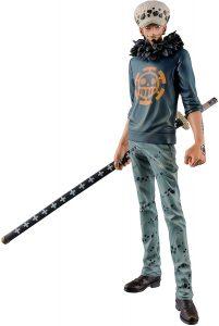 Figura de Trafalgar Law de One Piece de Banpresto Especial - Muñecos de Trafalgar Law - Figuras coleccionables del anime de One Piece