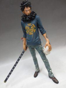Figura de Trafalgar Law de One Piece de Banpresto - Muñecos de Trafalgar Law - Figuras coleccionables del anime de One Piece