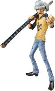 Figura de Trafalgar Law de One Piece de Megahouse 2 - Muñecos de Trafalgar Law - Figuras coleccionables del anime de One Piece