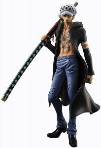 Figura de Trafalgar Law de One Piece de Megahouse - Muñecos de Trafalgar Law - Figuras coleccionables del anime de One Piece
