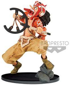 Figura de Usopp de One Piece de Banpresto 2 - Muñecos de Usopp - Figuras coleccionables del anime de One Piece