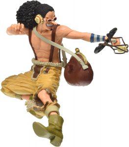 Figura de Usopp de One Piece de KOA - Muñecos de Usopp - Figuras coleccionables del anime de One Piece