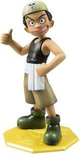 Figura de Usopp de One Piece de Megahouse 2 - Muñecos de Usopp - Figuras coleccionables del anime de One Piece