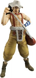 Figura de Usopp de One Piece de Megahouse - Muñecos de Usopp - Figuras coleccionables del anime de One Piece