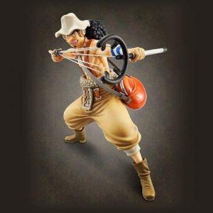 Figura de Usopp de One Piece de Toy Zany - Muñecos de Usopp - Figuras coleccionables del anime de One Piece