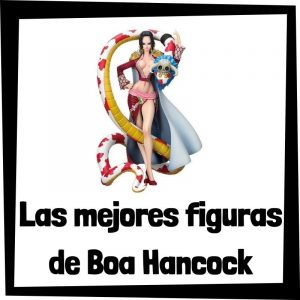 Figuras de acción y muñecos de Boa Hancock de One Piece