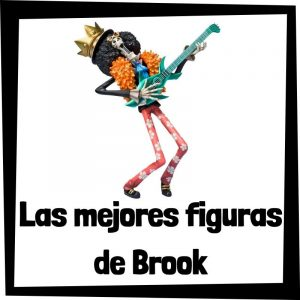 Figuras de acción y muñecos de Brook de One Piece