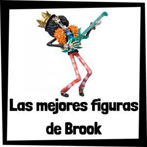Figuras de colección de Brook de One Piece - Las mejores figuras de colección de Brook - Muñecos One Piece