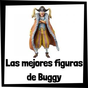 Figuras de colección de Buggy de One Piece - Las mejores figuras de colección de Buggy