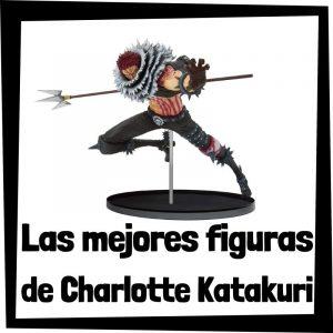 Figuras de acción y muñecos de Charlotte Katakuri de One Piece