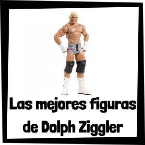 Figuras de colección de Dolph Ziggler - Las mejores figuras de acción y muñecos de Dolph Ziggler de WWE