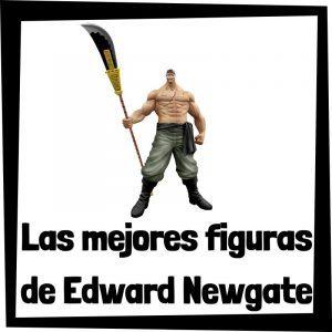Figuras de colección de Edward Newgate de One Piece - Las mejores figuras de colección de Barbablanca - Muñecos One Piece