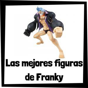 Figuras de acción y muñecos de Franky de One Piece