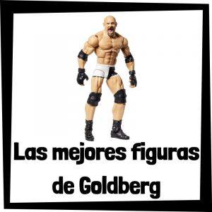 Figuras de colección de Goldberg - Las mejores figuras de acción y muñecos de Goldberg de WWE