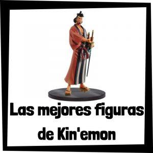 Figuras de acción y muñecos de Kin'emon de One Piece