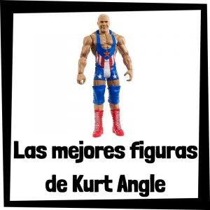 Figuras de colección de Kurt Angle - Las mejores figuras de acción y muñecos de Kurt Angle de WWE