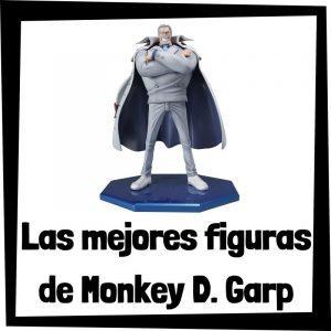 Figuras de acción y muñecos de Monkey D. Garp de One Piece