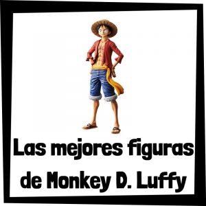 Figuras de acción y muñecos de Monkey D. Luffy de One Piece