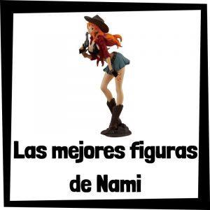 Figuras de acción y muñecos de Nami de One Piece
