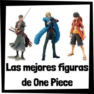 Figuras de colección de One Piece - Las mejores figuras de colección de One Piece de Banpresto - Figuras del anime y manga de One Piece - Colección completa