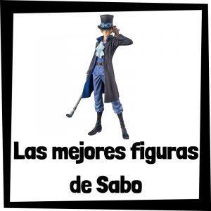 Figuras de colección de Sabo de One Piece - Las mejores figuras de colección de Sabo - Muñecos One Piece