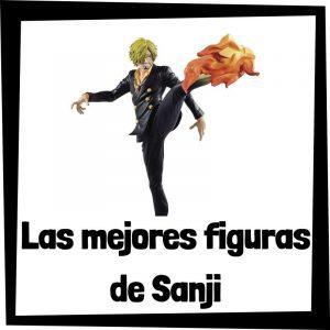 Figuras de acción y muñecos de Sanji de One Piece