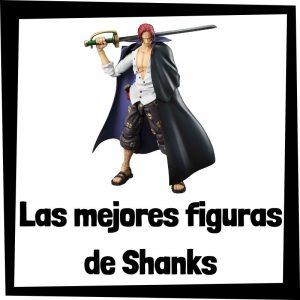 Figuras de acción y muñecos de Shanks de One Piece
