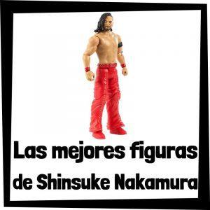 Figuras de colección de Shinsuke Nakamura - Las mejores figuras de acción y muñecos de Shinsuke Nakamura de WWE