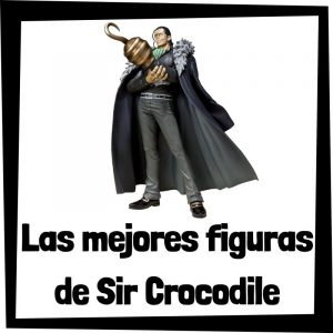 Figuras de acción y muñecos de Sir Crocodile de One Piece
