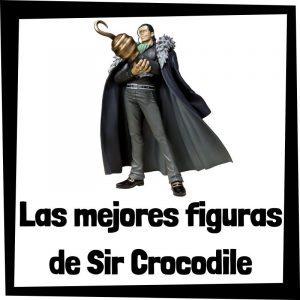 Figuras de colección de Sir Crocodile de One Piece - Las mejores figuras de colección de Crocodile - Muñecos One Piece