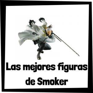 Figuras de acción y muñecos de Smoker de One Piece