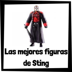 Figuras de colección de Sting - Las mejores figuras de acción y muñecos de Sting de WWE