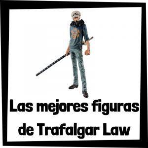 Figuras de acción y muñecos de Trafalgar Law de One Piece