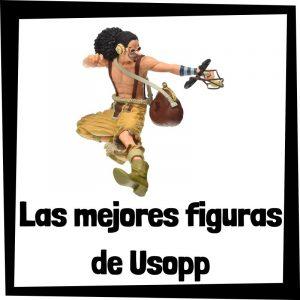 Figuras de colección de Usopp de One Piece - Las mejores figuras de colección de Usopp - Muñecos One Piece