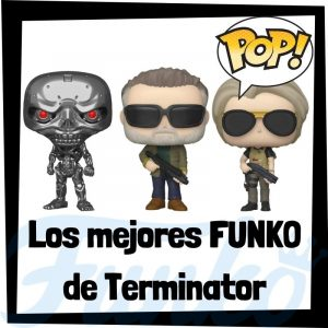 FUNKO POP de colección de Arnold Schwarzenegger - Las mejores figuras de colección del Terminator de Arnold Schwarzenegger